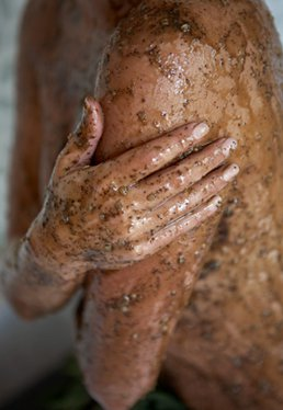 body-scrub diy
