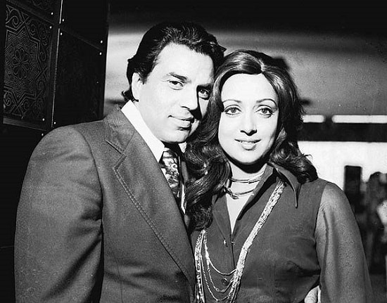 10 Bollywood Couples with age difference+Dharmendra - Hema Malini