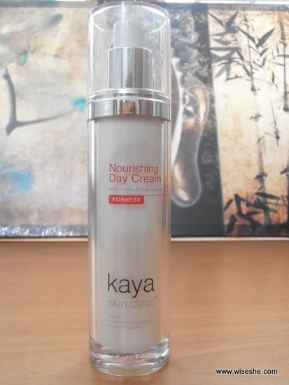 Kaya Nourishing Day Cream Review+good skin care