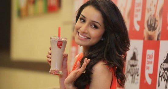 Shraddha Kapoor beauty features