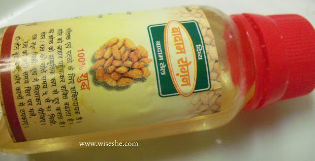 baba ramdev products almond oil