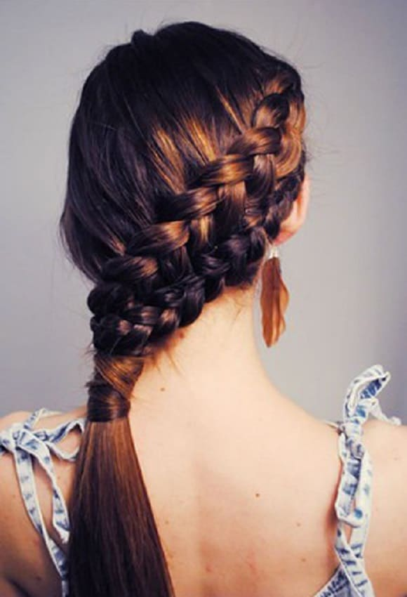 18 Hairstyles To Go With Ethnic Wear Wiseshe