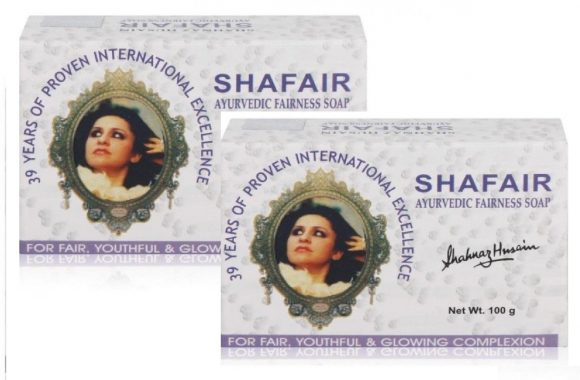 shahnaz hussain shafair fairness soap
