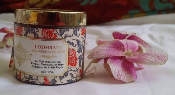 lodhradi face pack front