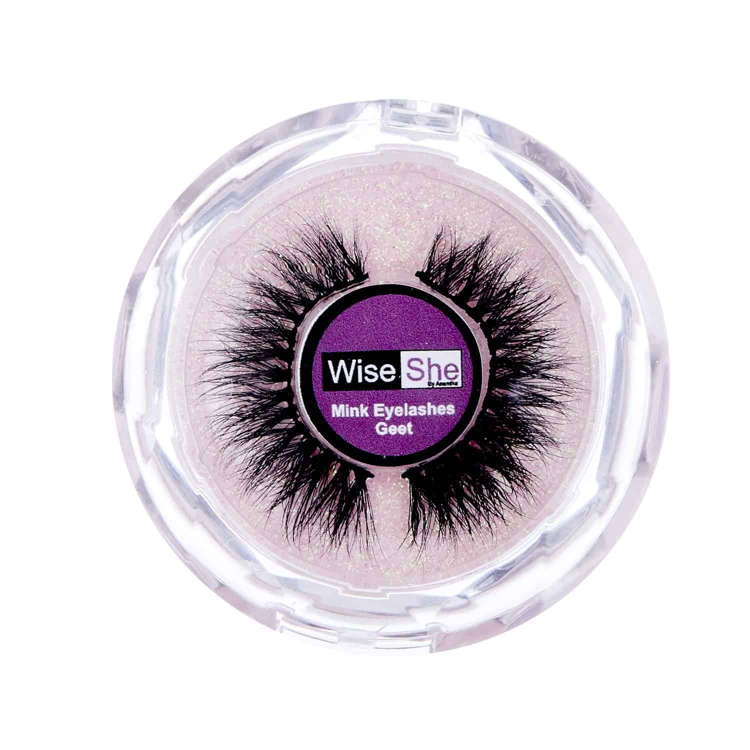 WISESHE Geet 3D Mink Party eyelashes